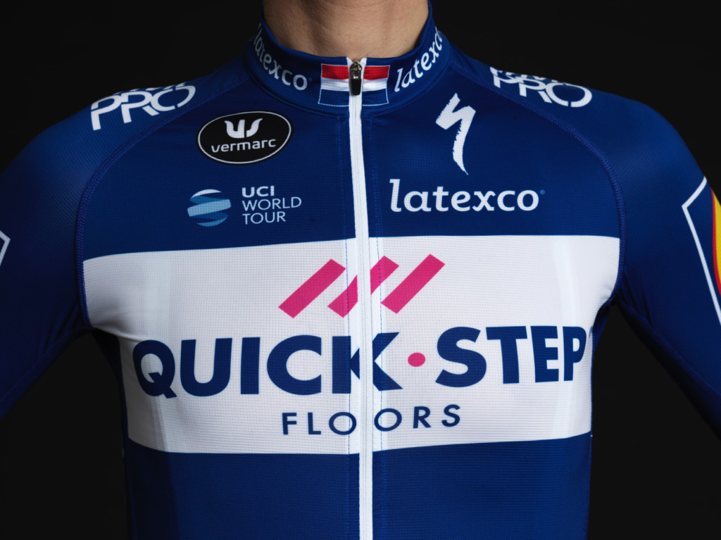 Quick-Step Floors track and trace 2018